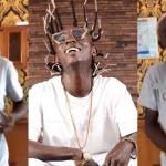 Lil Win Furiously Replies Patapaa, Calls Him Infertile And A Monkey For Insulting Him – Video