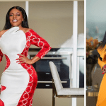 Nana Aba Anamoah Blasts Women Doing The Black and White Challenge Yet Don't Support Other Women