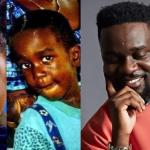 This Is How Sarkodie Reacted To Titi's Photo That Proved She Is A Replica Of Him During Childhood