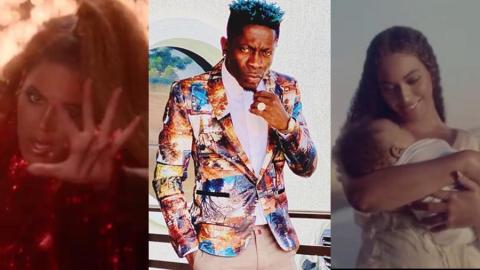 Shatta Wale To Feature In Beyonce's New Movie, Trailer Out With 'Already' featuring Shatta Wale As Soundtrack