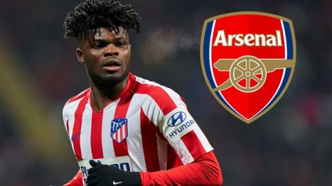 Arsenal FC fail to meet Atletico Madrid's asking price for Thomas Partey