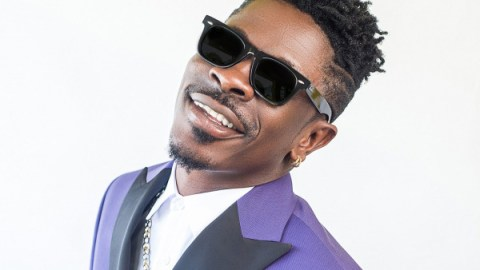 A 3-time grammy winning artist says he's ready for a collabo with Shatta Wale