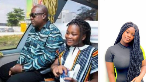 Former President Mahama's Daughter Farida Looks All Grown Up In These New Photos – (+Photos)