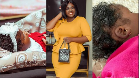 Tracey Boakye's Daughter Lands First  Ambassadorial Deal At Just 7 Weeks Old