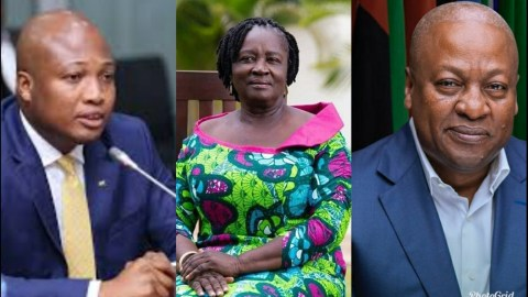 Ghana Recorded The Best WASSCE Results During Naana Opoku–Agyemang's Reign As Education Minister – Samuel Okudzeto Ablakwa Claims