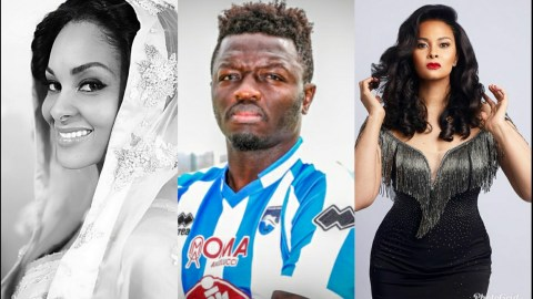 Menaya Donkor Confirms Welcoming Baby Number Two With Hubby Sulley Muntari