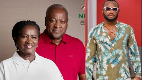 (VIDEO) Prince David Osei Takes A Swipe At Mahama For Still Contesting For Presidency