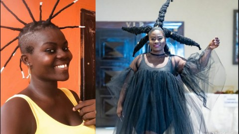 Lydia Forson Pledges Her Loyalty To Wiyaala, Tells Her To Ignore The Negative News