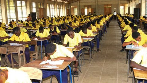 Final year WASSCE student dies after collapsing in exam hall