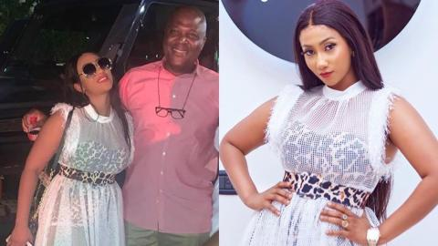 Hajia4Real Opens Up About How And Why Ibrahim Mahama Was At Her Birthday Party,And It Is Quite Interesting