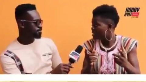 (Video) Wiyala calls some artistes jokers