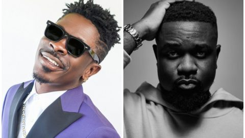 Sarkodie congratulates Shatta Wale for putting Ghana on the map
