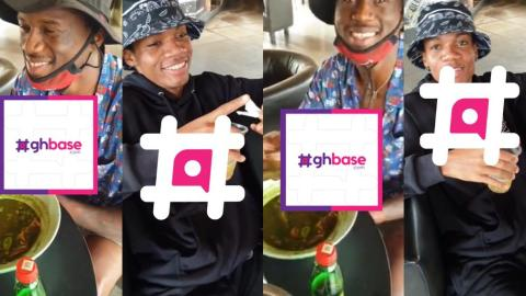 Joey B And Kidi Do A 'Food Version' Of The #DontLeaveMeChallenge In Style – Video