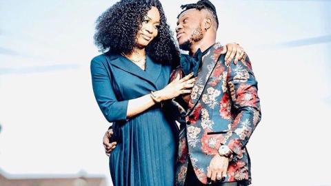 My Husband Is More Than An Angel On Earth – Wife Of Keche Andrew Defends Husband After Lady Cursing Him In Viral Video