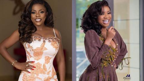 Traitor – Nana Aba Anamoah To Cut Off Serwaa Anmihere After She Betrayed Her