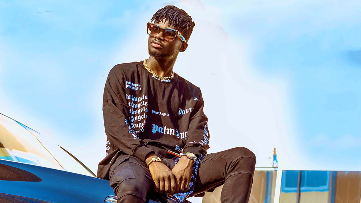 #VGMA21: Kuami Eugene Has Won Highlife Artiste Of The Year Award Three Times In A Row