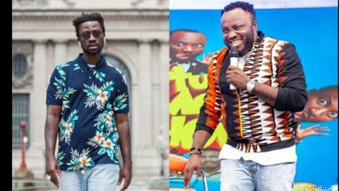 ( VIDEO) Stop Trying To Resurrect Your Dead Career By Fighting Me – DKB Throws Punches At Asem