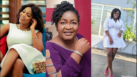 Why Do You Shamelessly Fight Over Wealth You Won't Carry To Your Graves? – Christiana Awuni Slams Mzbel And Tracey Boakye