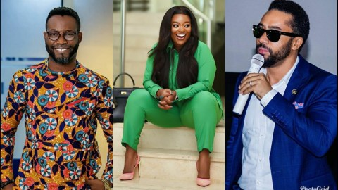 Don't Expect To Become Jackie Appiah And Majid Michel Without Years Of Hard Work And Experience – Adjetey Anang Advises Upcoming Actors