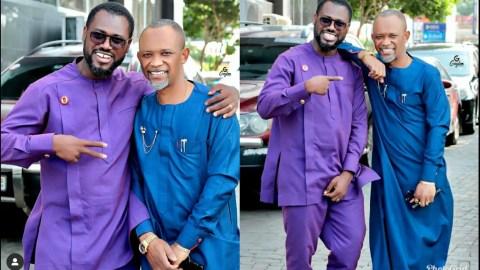 Abeiku Santana Eulogises Fada Dickson For Mentoring Him For 23 Years