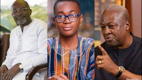 (VIDEO) Mahama Should Let His Son Ride Okada Before Thinking Of Legalising It – Kennedy Agyapong Fires Shots