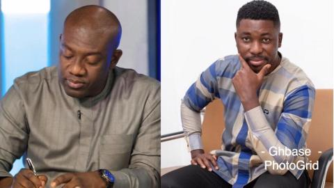 """""""I Dislike Kojo Oppong Nkrumah. Should I See Him, I'll Pass By"""" – A Plus Openly Confesses"""