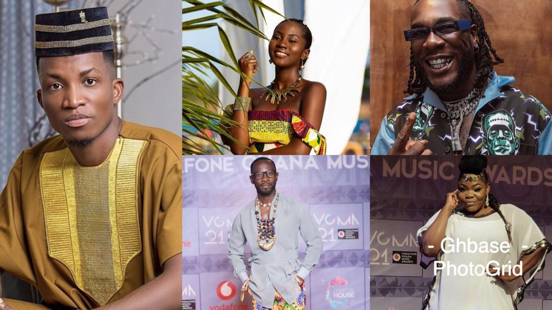 #VGMA21: Full List Of Winners For First Night