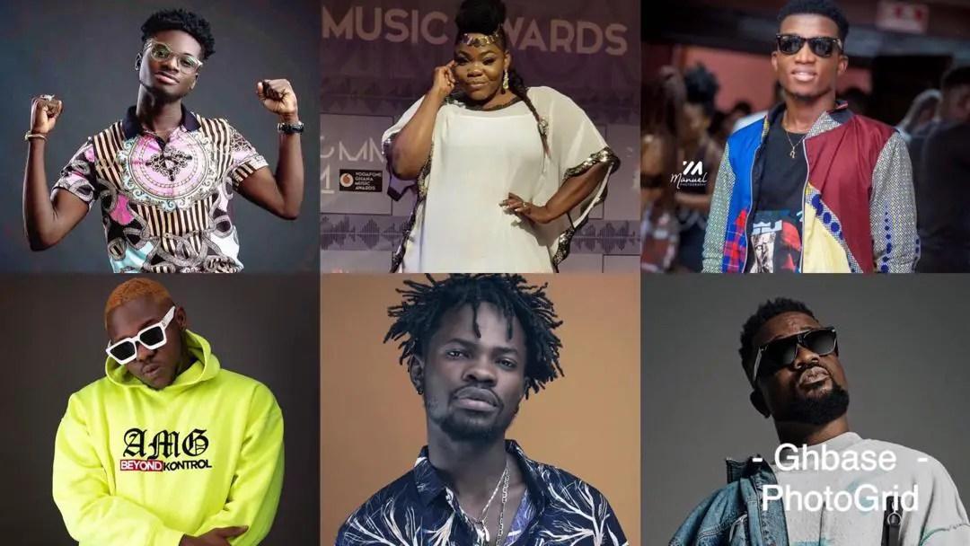 #VGMA21: Full List Of Winners