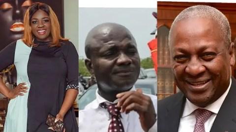 Men who erect at Tracey Boakye, Mzbel, Gloria Kani nakedness are wizards – Appiah Stadium