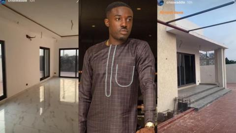 Criss Waddle Shows Off His Executive Almost Done New Apartment (Video)