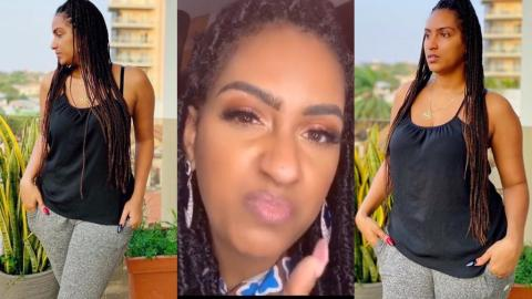 Juliet Ibrahim Jumps To The Defense Of Ladies As She Confronts Men Who Complain Ladies Are Not Good In Bed