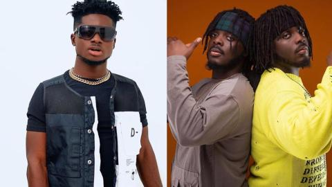 Kuami Eugene Claims He Was Playing When He Said, He Was Happy Dope Nation Had Left Lynx Entertainment