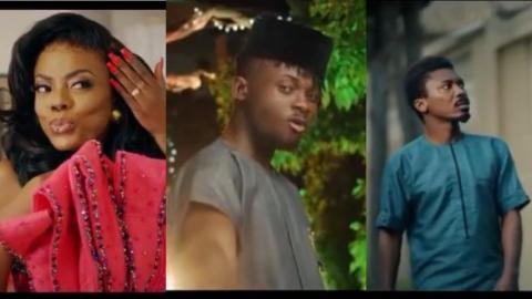 Kuami Eugene Finally Releases Teaser Of His New Video Which Features Nana Aba Anamoah, Clemento Suarez And Others