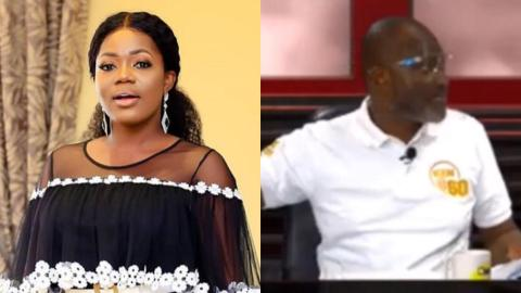 MzBel Replies Kennedy Agyapong For Alleging Professor Maame Jane Begged For Nigel Gaisie During Her Rape Case