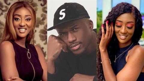 Joey B Confesses Love To TV Presenter Regina Van Helvet On Her Birthday