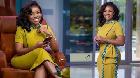 Serwaa Amihere Gets 'Double Punishment' On Social Media For Trying To Defend Her Flaw