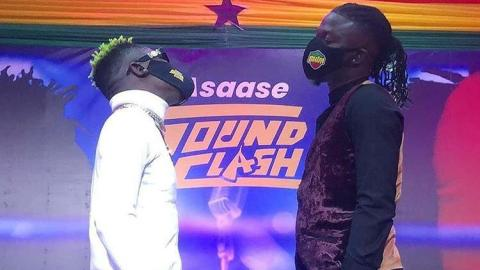 Shatta Wale Breaks Down With A Heartwarming Message To BHIM And SM Fans As He Clashes With Stonebwoy