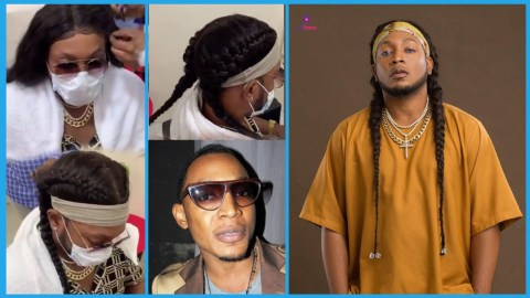I Carried Ghana's Music Industry On My Back For 10 Years But Ghanaians Don't Want To Recognize That – Nana Boroo Replies A Critic