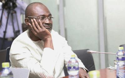 Braggadocious Kennedy Agyapong Allegedly Left His House At 4:30am After Bragging That He Is Not Afraid Of Anyone