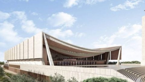 Construction of the National Cathedral to start in October – Gov't announces