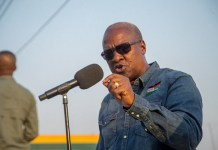 """""""God will be wicked to give NPP another four years"""" – Mahama"""