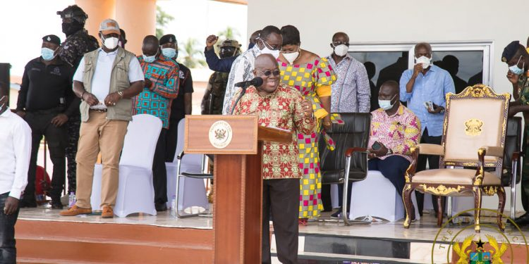 """""""We will pay DKM customers by the end of September"""" – President Akufo-Addo reacts to NDC Manifesto promise"""