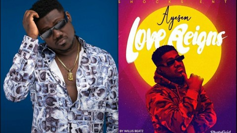 "Ayesem Set To Release Another Banger ""Love Reigns"" On 14th September 2020(+DETAILS)"