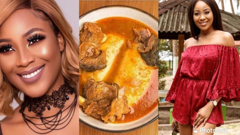 I Can't Wait To Come And Try All The Fine Delicacies In Ghana – Erica