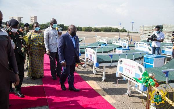Government begins distribution of 10,000 beds to public health facilities