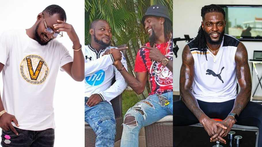 """""""My relationship with Adebayor is not going well, I ruined it"""" – Funny Face cries"""