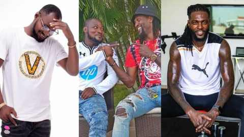 """My relationship with Adebayor is not going well, I ruined it"" – Funny Face cries"