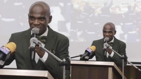 Revealed: Dr Fordjour details how he started the 'fake' UN awards