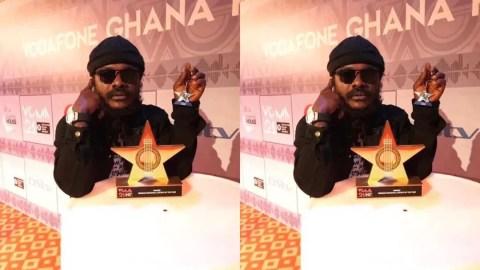 Ras Kuuku Reveals Why He Carries His Award Everywhere He Goes After Social Media Trolls