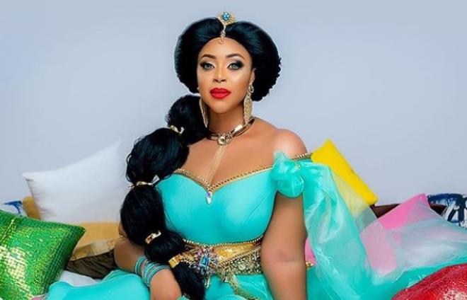 """Do not marry men without class. Marriage must bring you fun and luxury, not suffering and hardship "" – Actress warns women"